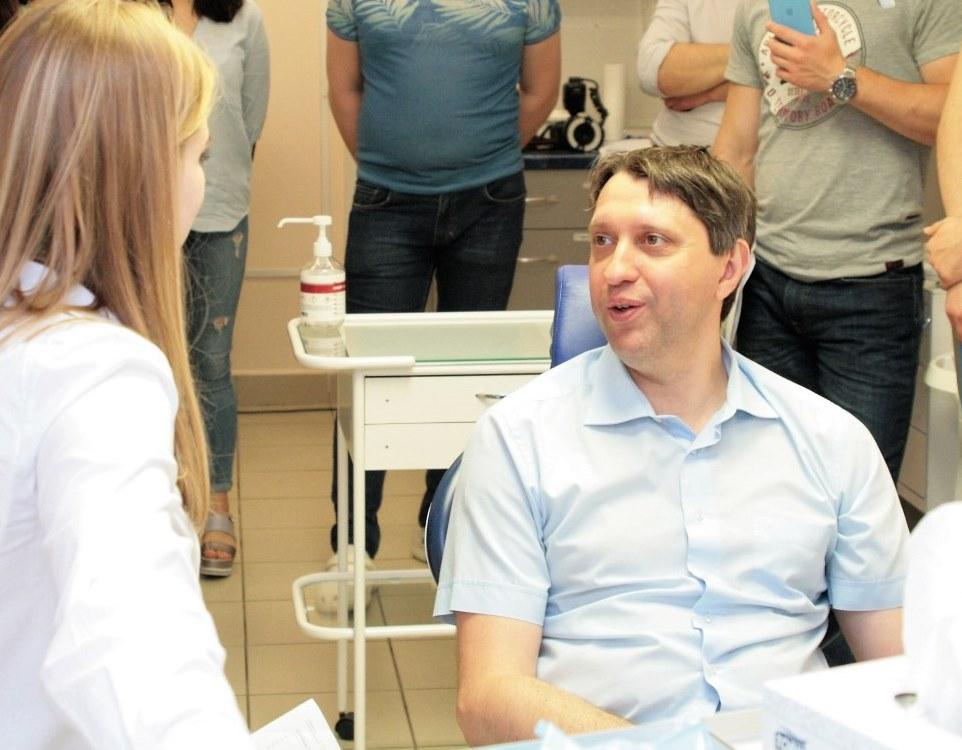Коммуникативные навыки врача-стоматолога